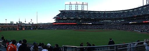 AT^T Park San Francisco Ca. - panoramio