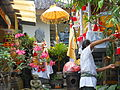 A BALINESE IN FAMILY TEMPLE 2012.JPG