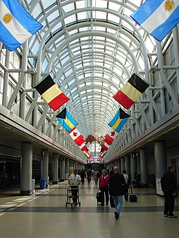 A Gateway to the World - Chicago O'Hare (3271046938)