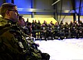 A Norwegian service member attends a rehearsal of concepts drill during the initial phases of exercise Cold Response 2014 in Bjerkvik, Norway, March 10, 2014 140310-M-XI134-880.jpg