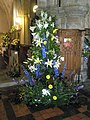 A beautiful display for St Faith's Flower Festival - geograph.org.uk - 863736.jpg