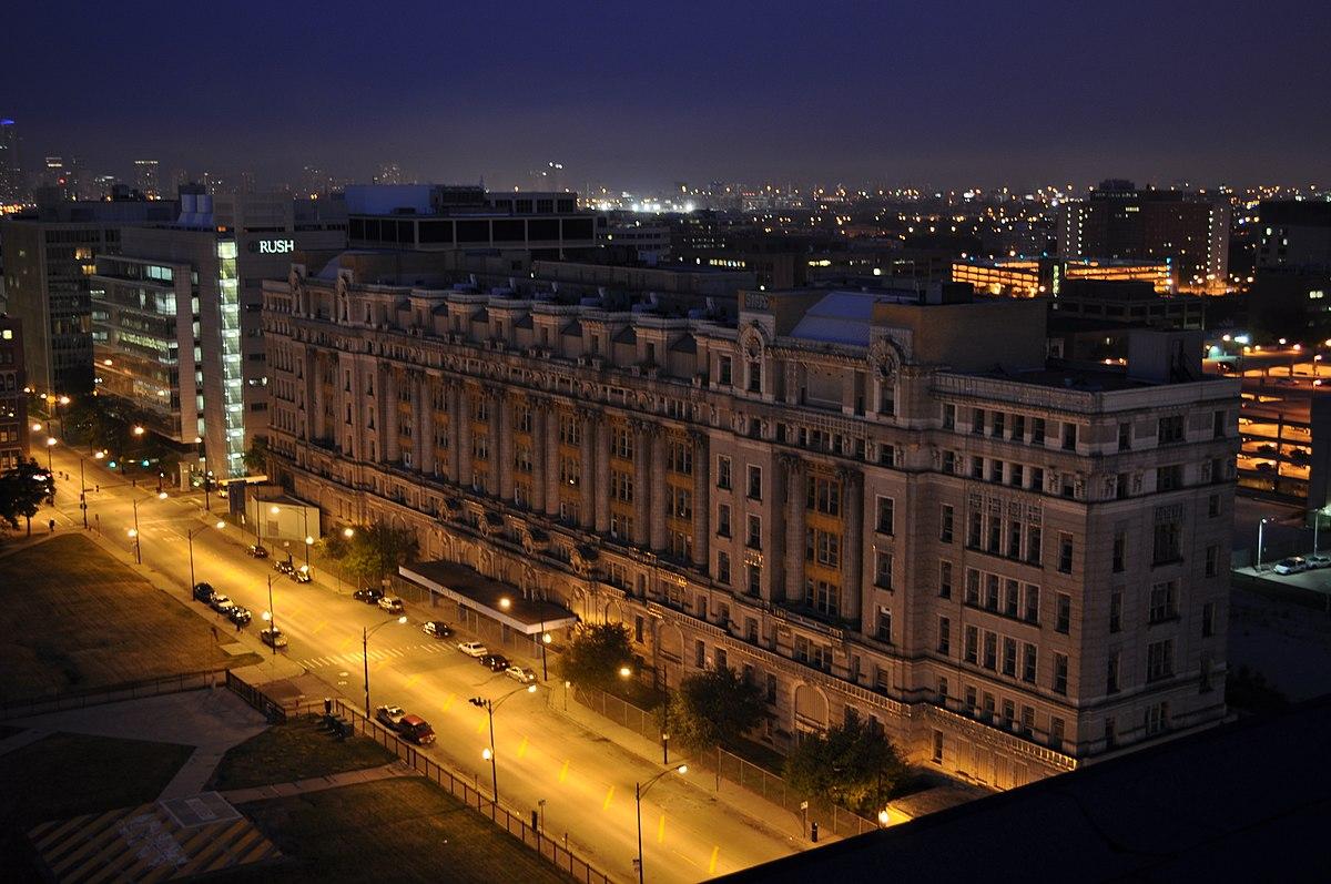 Illinois Medical District - Wikipedia