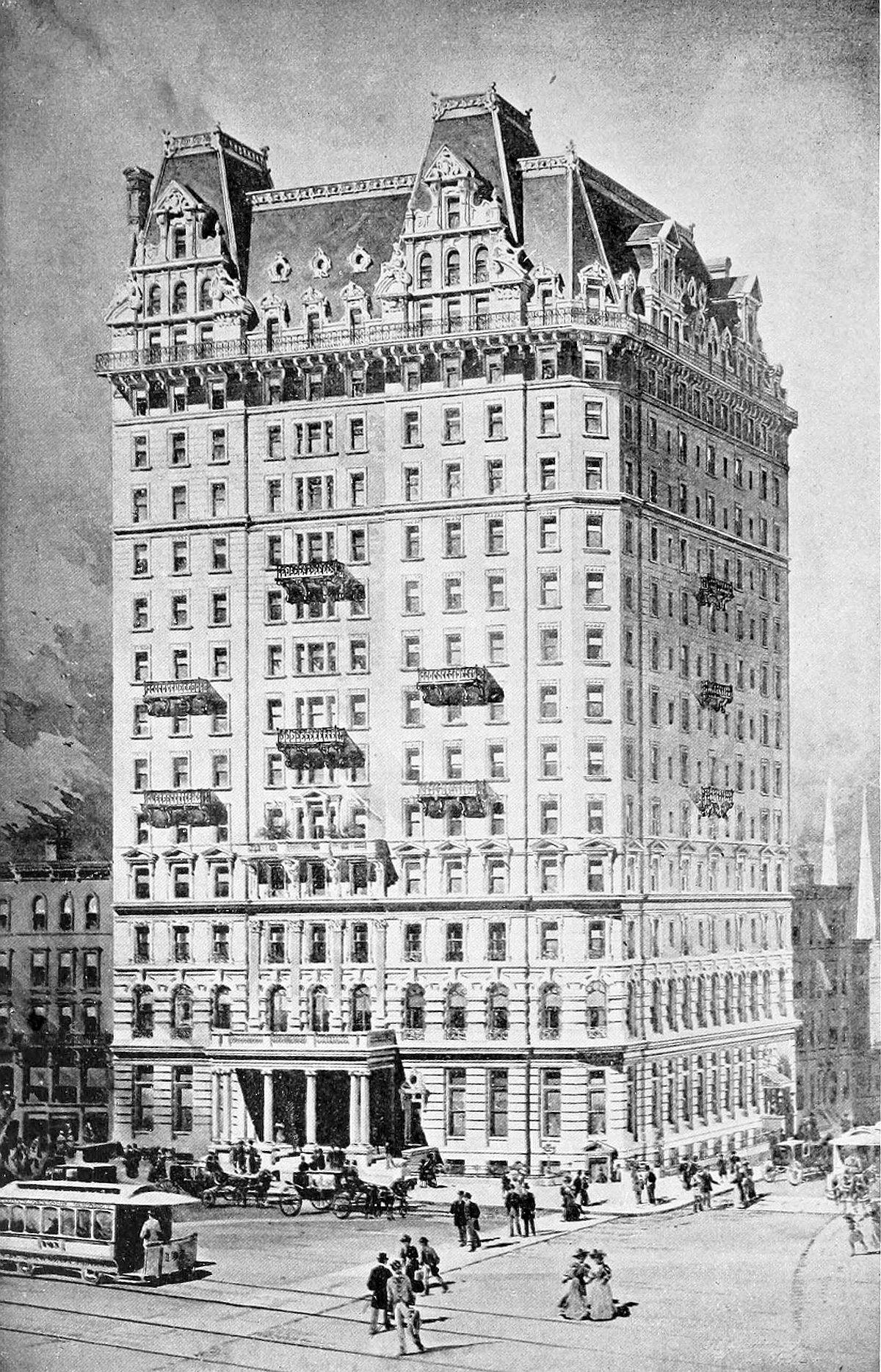 Hotel Manhattan Wikipedia