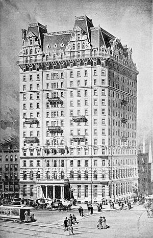Hotel Manhattan - Hotel Manhattan (1897)