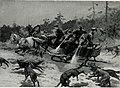 A wolf-hunt in Russia, c. 1913.jpg
