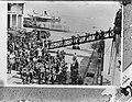 Aankomst van de 7 December Divisie te Batavia, Bestanddeelnr 901-9474.jpg
