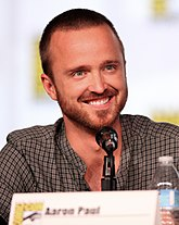 Aaron Paul by Gage Skidmore 01.jpg