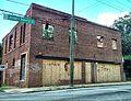 Abandoned building, Joseph E. Boone Blvd..JPG