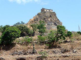 Christianity in Ethiopia - The Abba Pentalewon Monastery near Aksum