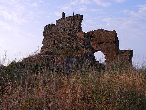 Abbazia di San Pancrazio al fango - Isola Clodia - panoramio
