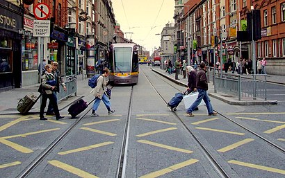 How to get to Abbey Street with public transit - About the place