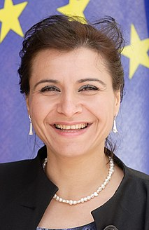 Abir Al-Sahlani Swedish politician