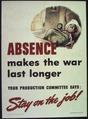 Absence makes the war last longer - NARA - 513748.tif