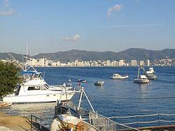 Acapulco bahía