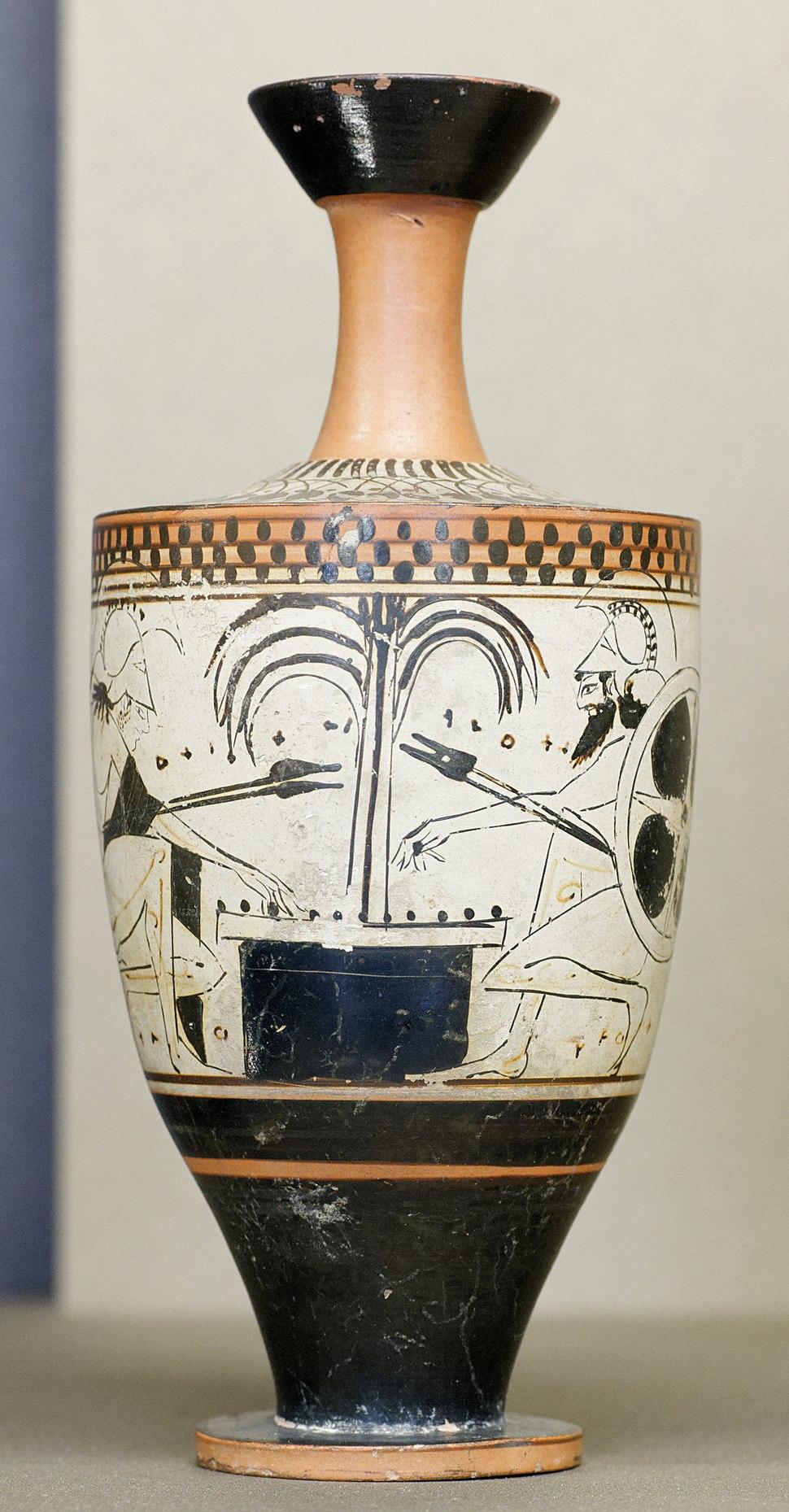Achilles Ajax dice Louvre MNB911