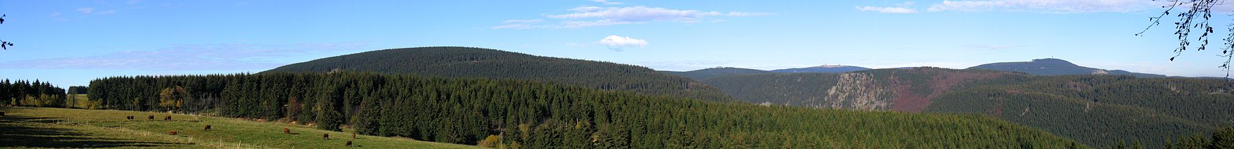 Panorama Muntilor Harz