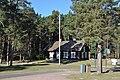 Acksjöns kapell, Mariebergsskogen.JPG