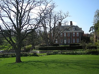 Grade I listed buildings in Shropshire - Image: Acton Round Hall geograph.org.uk 775367