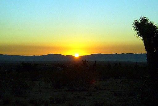 Actual Sunrise