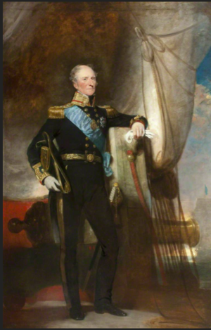 Sir Peter Halkett, 6th Baronet - Image: Admiral Sir Peter Halkett of Pitferrane (1765–1839)