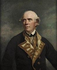 Admiral the Honourable Samuel Barrington, 1729-1800