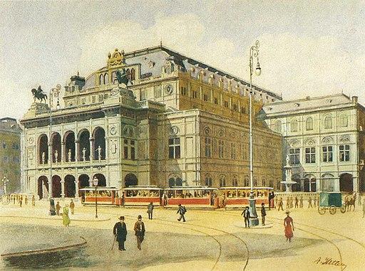 Adolf Hitler - Wien Oper