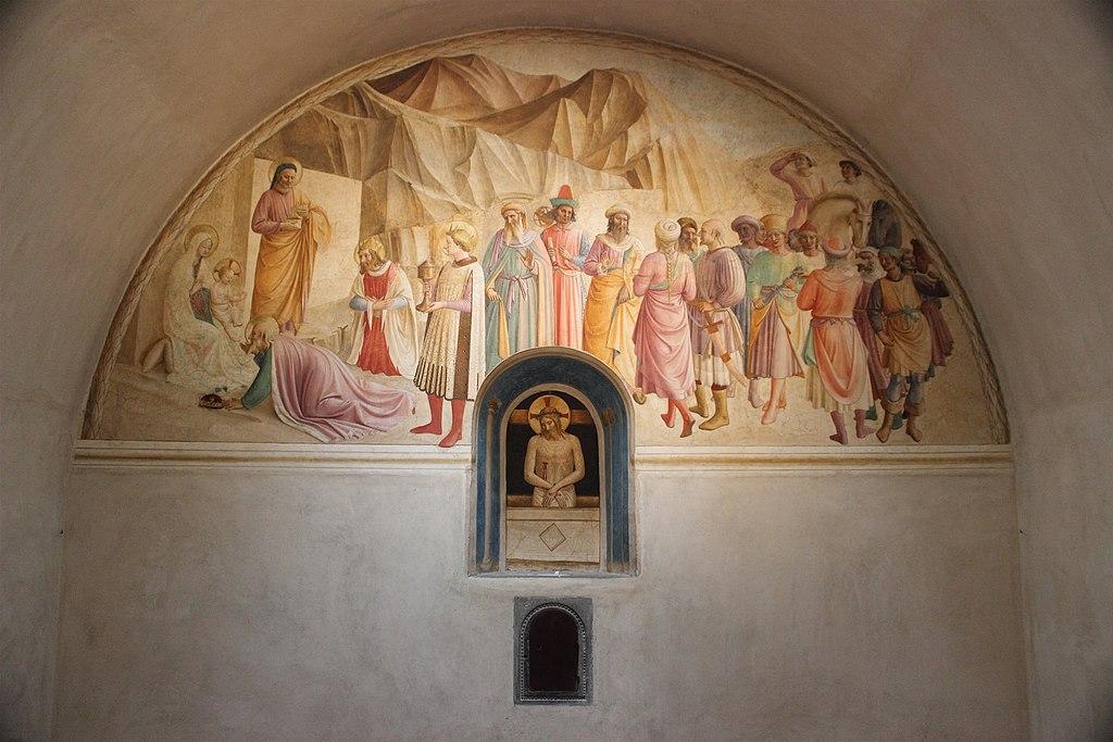 Adoración Angelico San Marco 01