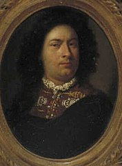 Portrait of Jacob Hendricksz. Vingerhoed