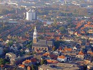 Nijkerk Municipality in Gelderland, Netherlands