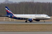 VQ-BIV - A320 - Aeroflot