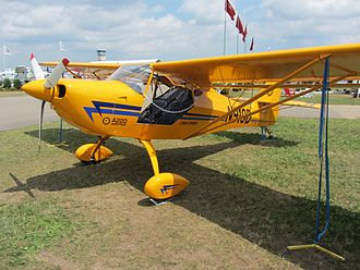 Aeropro Eurofox - Aerotrek A220