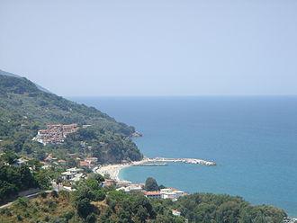 Pelion - Beach of Agios Ioannis