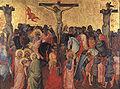 Agnolo Gaddi, crocifissione, uffizi.jpg