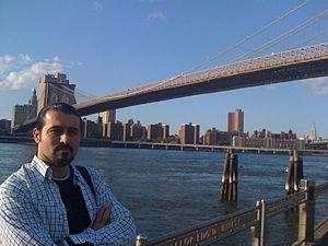 Ahmad Batebi - Ahmad Batebi, New York, Summer 2008