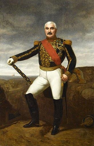 Aimable Pélissier - Maréchal Aimable Pélissier,  1e duc de Malakoff