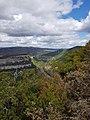Ain depuis le Mont Balvay (Leyssard) vue nord 1.jpg