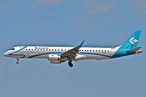 Air Dolomiti - Air Dolomiti Embraer 195