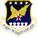 Air Force Agency for Modeling & Simulation emblem.png