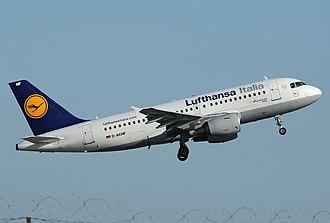 Lufthansa Italia - Lufthansa Italia Airbus A319-100