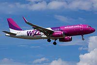 HA-LWT - A320 - Wizz Air