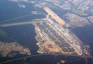 フランクフルト空港's relation image