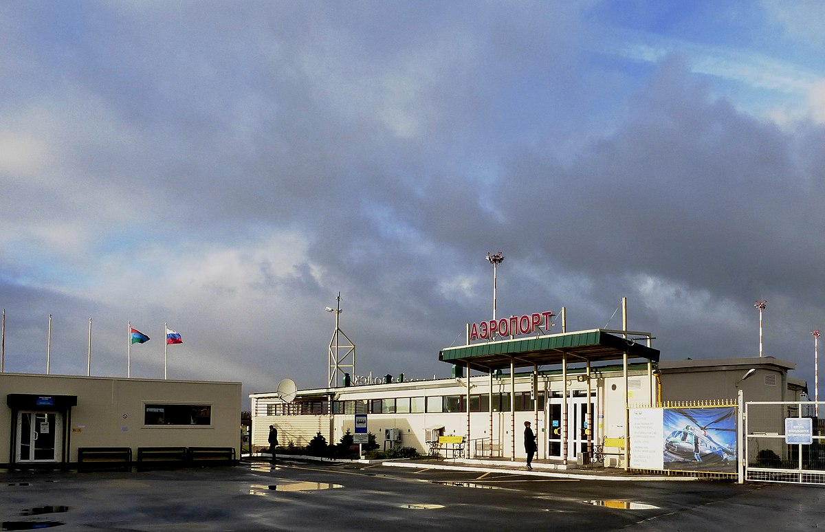 Roshchino (airport) - the main air harbor of Tyumen