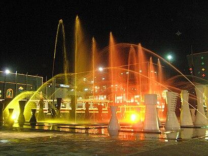 Kuinka päästä määränpäähän Centro Comercial Gran Estación käyttäen julkista liikennettä - Lisätietoa paikasta