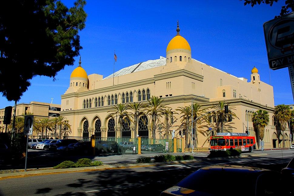 Al Malaikah Temple - Shrine Auditorium, 655 W. Jefferson Blvd. University Park