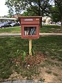 Albany's Dana Park Little Free Library Book Box.jpg