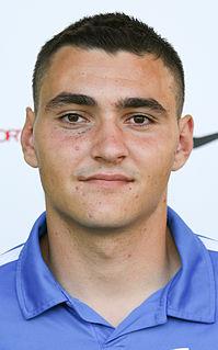 Albert Prosa Estonian footballer