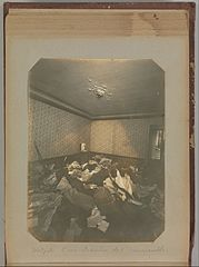 Album of Paris Crime Scenes - Attributed to Alphonse Bertillon. DP263703.jpg
