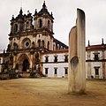 Alcobaça, Mosteiro de Alcobaça, fachada (6).jpg