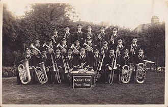 Alderley Edge - Alderley Edge Prize Band