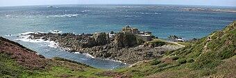 Alderney - Fort Clonque